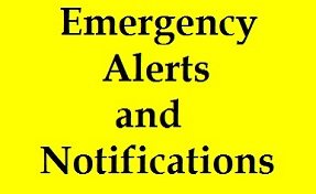 Click to sign up for Emegency Notifications
